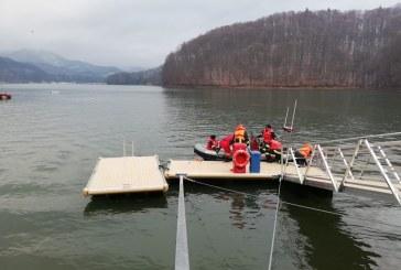 """La Barajul Firiza: Exercitiu spectaculos de salvare in cadrul evenimentului """"Medicina de Urgenta AZI"""" (FOTO)"""