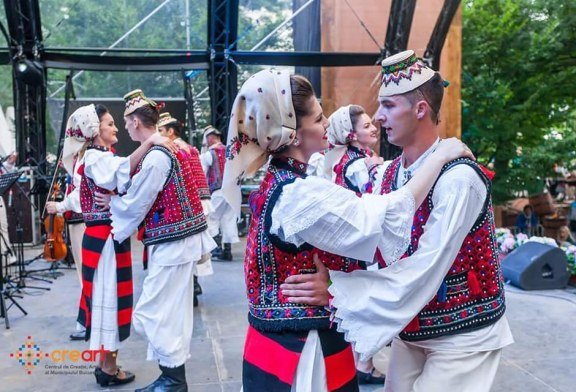 "Joc in Sat, un nou spectacol marca Ansamblul Folcloric National ""Transilvania"".Cand va avea loc"
