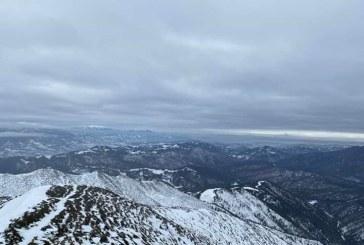 Meteo: Lapoviță și ninsoare prognozate pentru zona înaltă din Maramureș