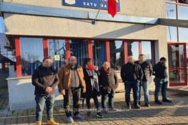 Sapte turci au fost surprinsi in timp ce incercau sa intre fraudulos pe teritoriul Ungariei