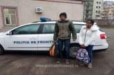 Patru cetateni din Sri Lanka retinuti de politistii de frontiera