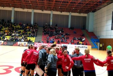 """Fetele de la Minaur lupta pentru podiumul Ligii Florilor, duminica in Sala Polivalenta """"Lascar Pana"""""""