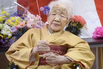 Cea mai varstnica persoana din lume, japoneza Kane Tanaka, a implinit 117 ani