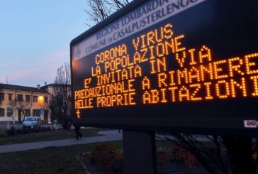 "CORONAVIRUS IN ITALIA – Marturia unei borsence: ""Toata lumea e disperata"" (FOTO)"