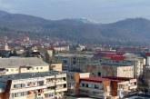 Imaginea zilei: O parte din Baia Mare, februarie 2020