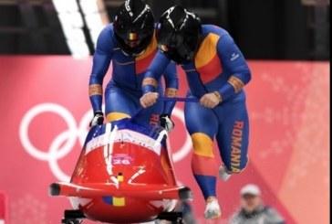 Romania a castigat medalia de aur la C.M. U23 la bob in doua persoane
