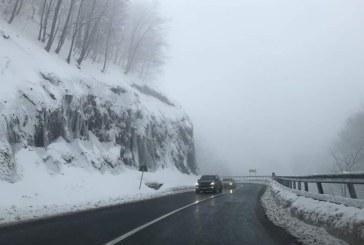 Info trafic: Ceata in Pasul Gutai si Prislop