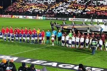 Fotbal: CFR Cluj – Sevilla 1-1, in saisprezecimile Europa League (FOTO)