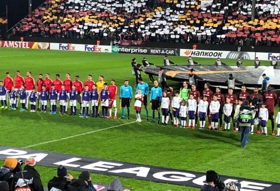 CFR Cluj, eliminata de Sevilla din Europa League. Ardelenii au avut un gol anulat de VAR