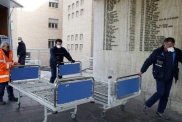 Coronavirus – 345 de noi decese in Italia in ultimele 24 de ore; bilantul a crescut la 2.503 morti