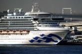 """Un al doilea cetatean roman depistat cu coronavirus, la bordul vasului """"Diamond Princess"""""""