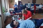 Politistii maramureseni, solidari cu persoanele care au nevoie de sange
