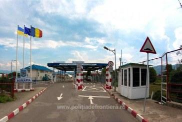 500 de euro falsi depistati la un tanar ucrainean. Bacnotele au fost retinute de politistii de frontiera sigheteni