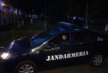"""Baia Mare: Scandal aplanat de jandarmi. Barbatul recalcitrant a fost """"linistit"""" cu o amenda"""