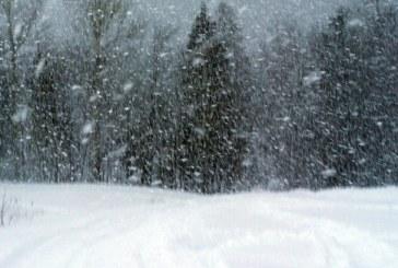 Meteo: Temperaturi minime de 1-4 grade, luni, in Maramures. In zona inalta va ninge