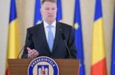 Editorial semnat de președintele Klaus Iohannis: Redresarea post-COVID-19 va fi un test