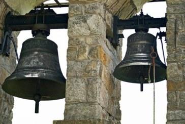 Clopotele din bisericile ortodoxe ale Maramuresului vor fi trase timp de cinci minute in fiecare zi