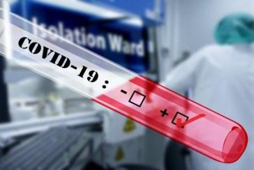 2.460 de cazuri confirmate cu coronavirus, la nivel național