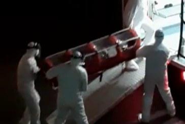 Baia Mare: Suspect de Coronavirus, pardon, gripa sezoniera preluat de echipajul SMURD, in aceasta seara FOTO