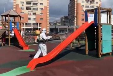Baia Mare: 6 parcuri și peste 40 de locuri de joacă sunt pregătite pentru a fi deschise luni, dacă măsurile de relaxare vor permite
