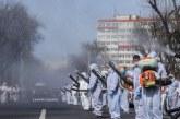 Dezinfecție în București. De ce în Baia Mare nu? Primăria ce face? (FOTO)