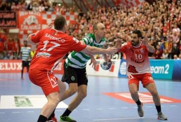 Handbal masculin: Dinamo, calificata in premiera in optimile Ligii Campionilor