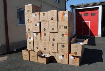 Dotări pentru cei din linia întâi: 1.380 de combinezoane de protecție au ajuns în Maramureș (FOTO)