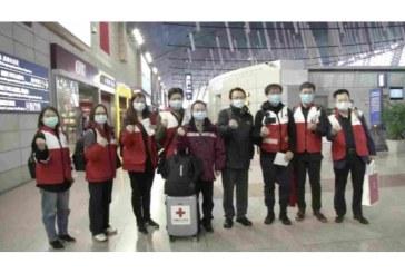 Coronavirus: Experti chinezi si mai multe tone de ajutoare au ajuns la Roma