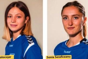 Handbal feminin: Polocoser si Seraficeanu sunt in lot pentru turneul preolimpic