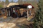 Incendiu la o gospodărie din Baia Mare (FOTO)
