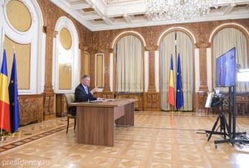 Iohannis: Directiile de sanatate publica sa isi faca treaba cu maxima seriozitate; toate spitalele sa fie pregatite