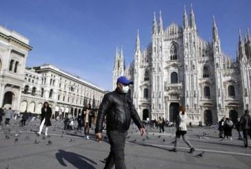 ITALIA SE INCHIDE DE TOT: 16 milioane de oameni in carantina obligatorie