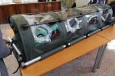 Orban: Capacitatea de producţie a izoletelor va creşte; Guvernul va achiziţiona astfel de echipamente prin ONAC sau MApN