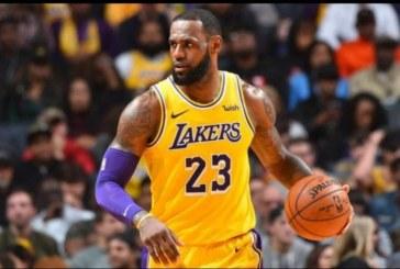 NBA-Baschet: LeBron James a depasit bariera de 34.000 de puncte inscrise in cariera sa