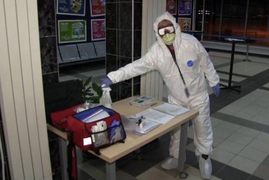 3.183 de cazuri de persoane infectate cu virusul COVID–19, la nivel național. Vezi aici, lista pe județe de la INSP
