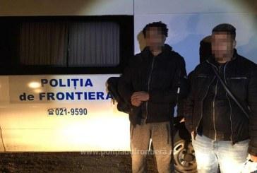 Doi marocani opriti din drumul ilegal spre vestul Europei