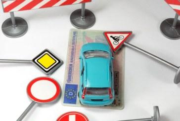 Atenție, șoferi! Se schimbă locația și programul pentru testul privind redobândirea permisului de conducere