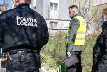 Baia Mare: Oamenii strazii sunt dusi la adapost de politistii locali si asistentii sociali (FOTO)