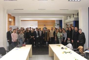 Studentii liberali maramureseni si-au ales Biroul Politic Local (FOTO)