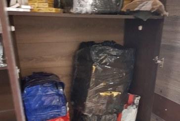 Baia Mare: Perchezitii domiciliare la locuintele unor contrabandisti cu tigari
