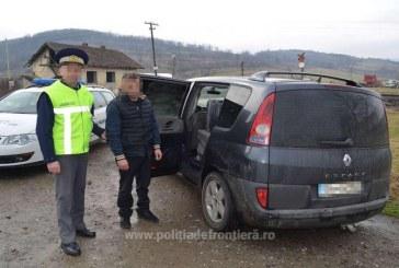 Ucreinean retinut de politistii de frontiera din Sarasau. Acesta a ramas fara autoturism, dar si fara marfa de contrabanda