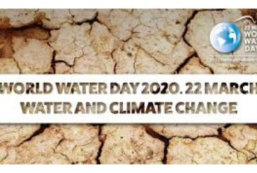 VITAL: 22 Martie 2020 – Sarbatorim Ziua Mondiala a Apei ONLINE