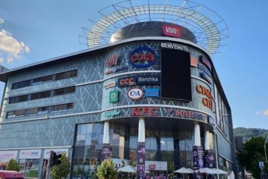 Vivo Mall Baia Mare: Agentii economici au obligatia de a oferi clientilor servetele pe baza de alcool. Masura este valabila pentru cei care desfasoara activitati de alimentatie publica