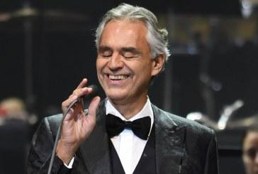 Coronavirus: Andrea Bocelli va cânta în duminica Paştelui catolic la Domul din Milano, fără spectatori