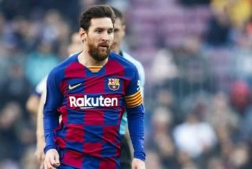 Lionel Messi a fost desemnat cel mai bun fotbalist al lumii în ultimii 25 de ani