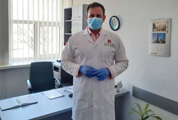 """Alexandru Oros: """"Am regăsit în Spitalul Judeţean oameni dedicaţi"""""""