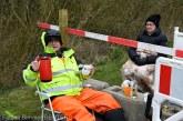 Dragostea în vremea coronavirusului: Un cuplu de octogenari se întâlneşte zilnic la graniţa danezo-germană