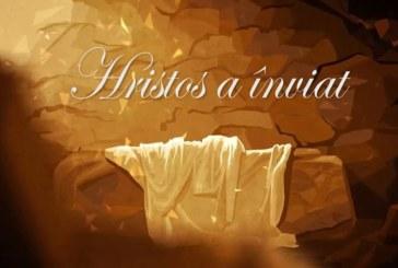"""Salutul pascal """"Hristos a înviat! – Adevărat a înviat!"""" tradus în mai multe limbi de pe glob"""