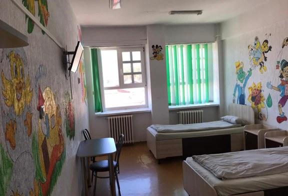 86 de copii au fost internați pe Secția de Pediatrie a Spitalului Județean din Baia Mare, în perioada 16 martie-15 mai