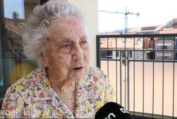 """Coronavirus: """"Cea mai bătrână femeie din Spania"""" s-a vindecat de COVID-19 la vârsta de 113 ani"""